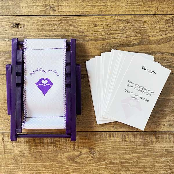 ACE Aged Care with Ease Care Cards by Rita Merienne